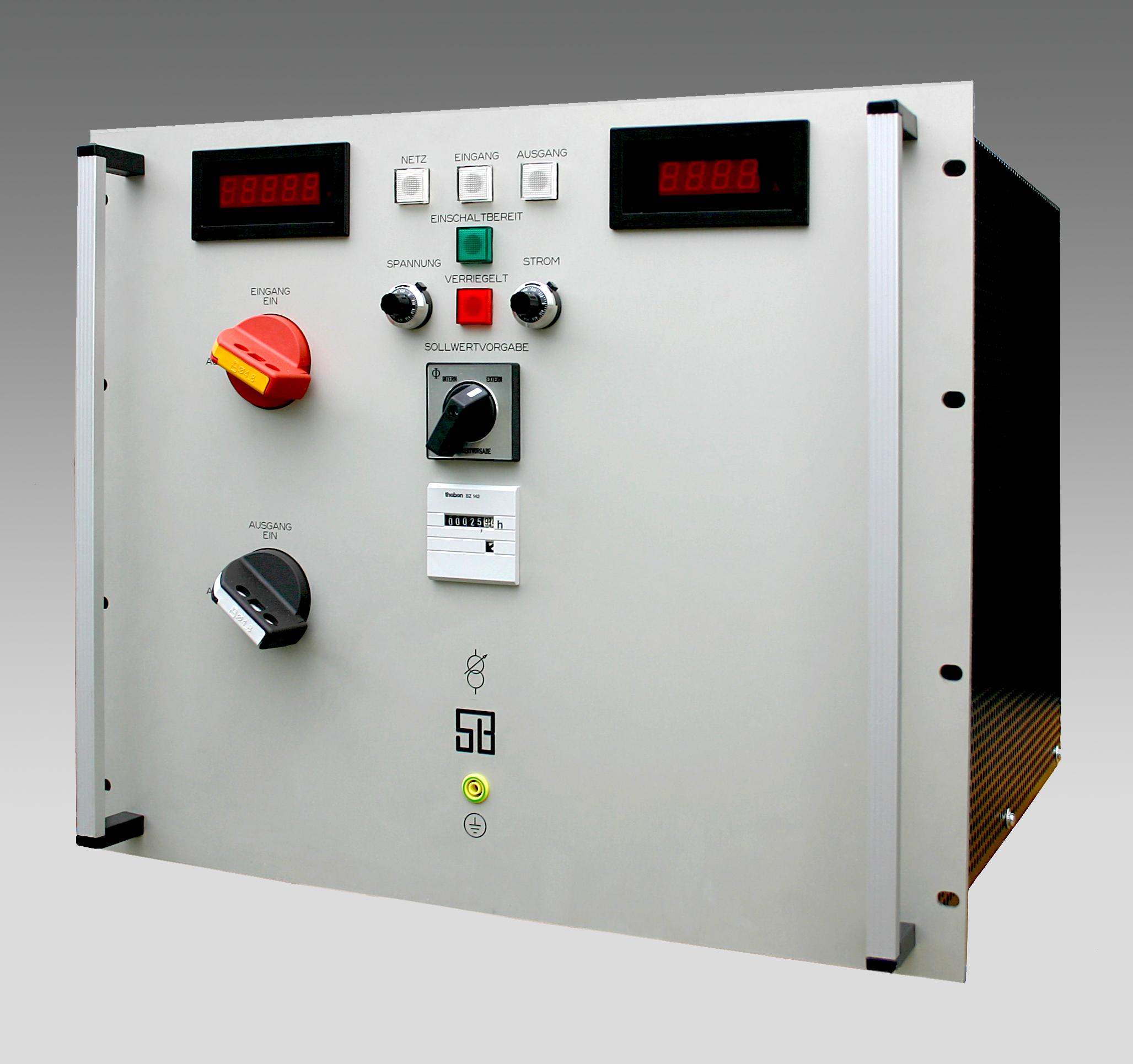 Schuntermann - Hochpräzise Spannungs- und Stromquelle